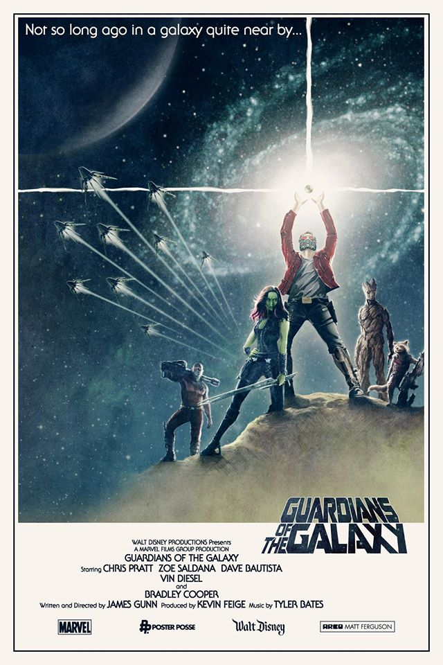 GUARDIANS STAR WARS MATT FERGUSON