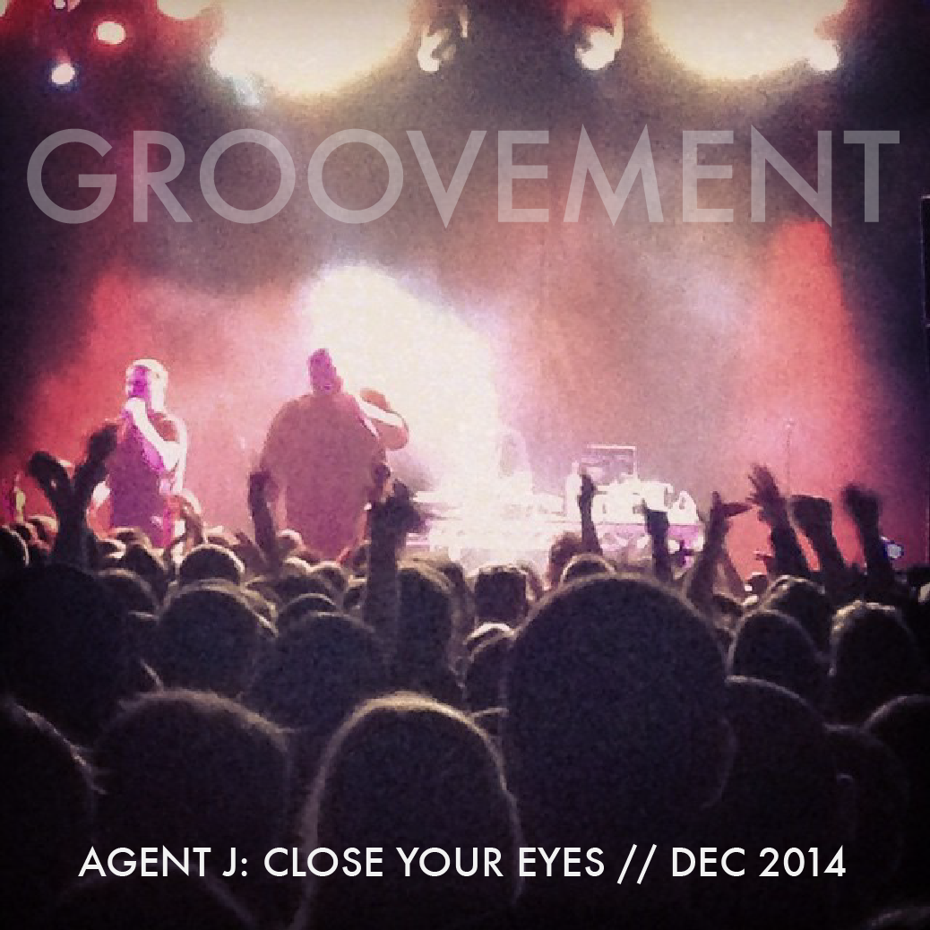 GROOVEMENT CLOSE YOUR EYES