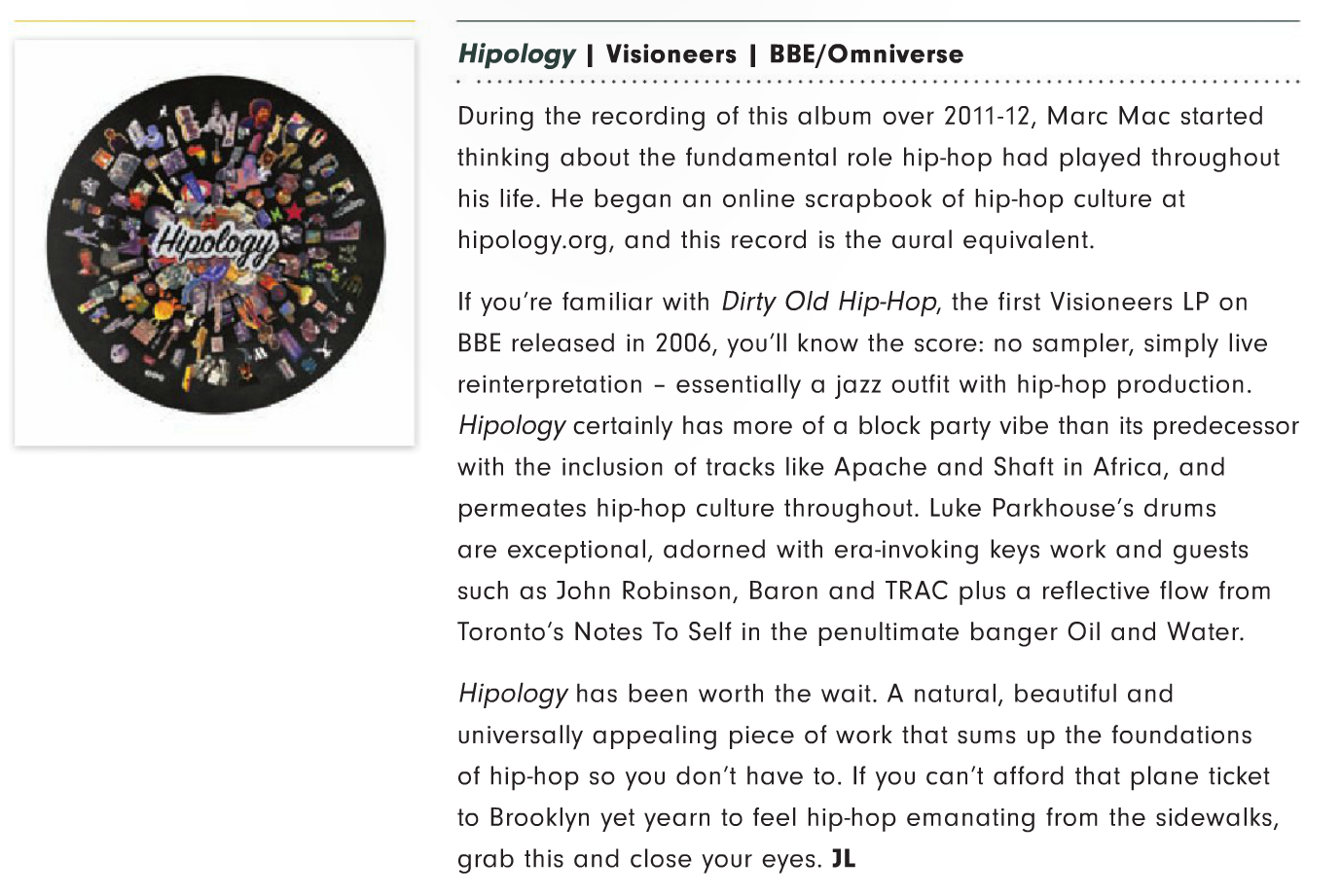 hipology review