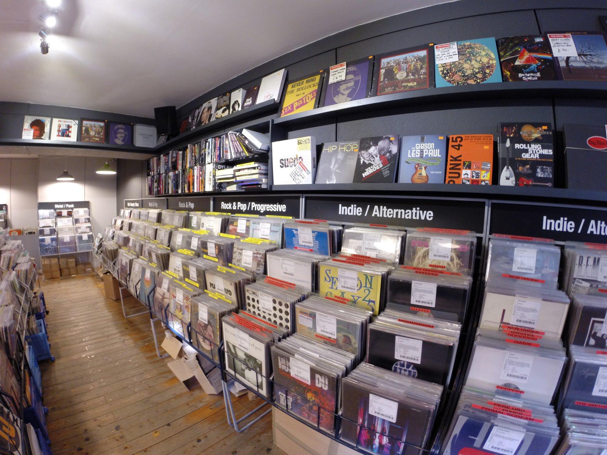 Photo credit: Vinyl Exchange