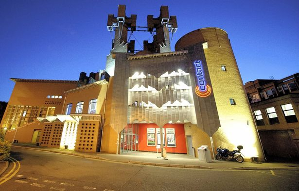 Artist community hub, Oxford Road's Contact Theatre