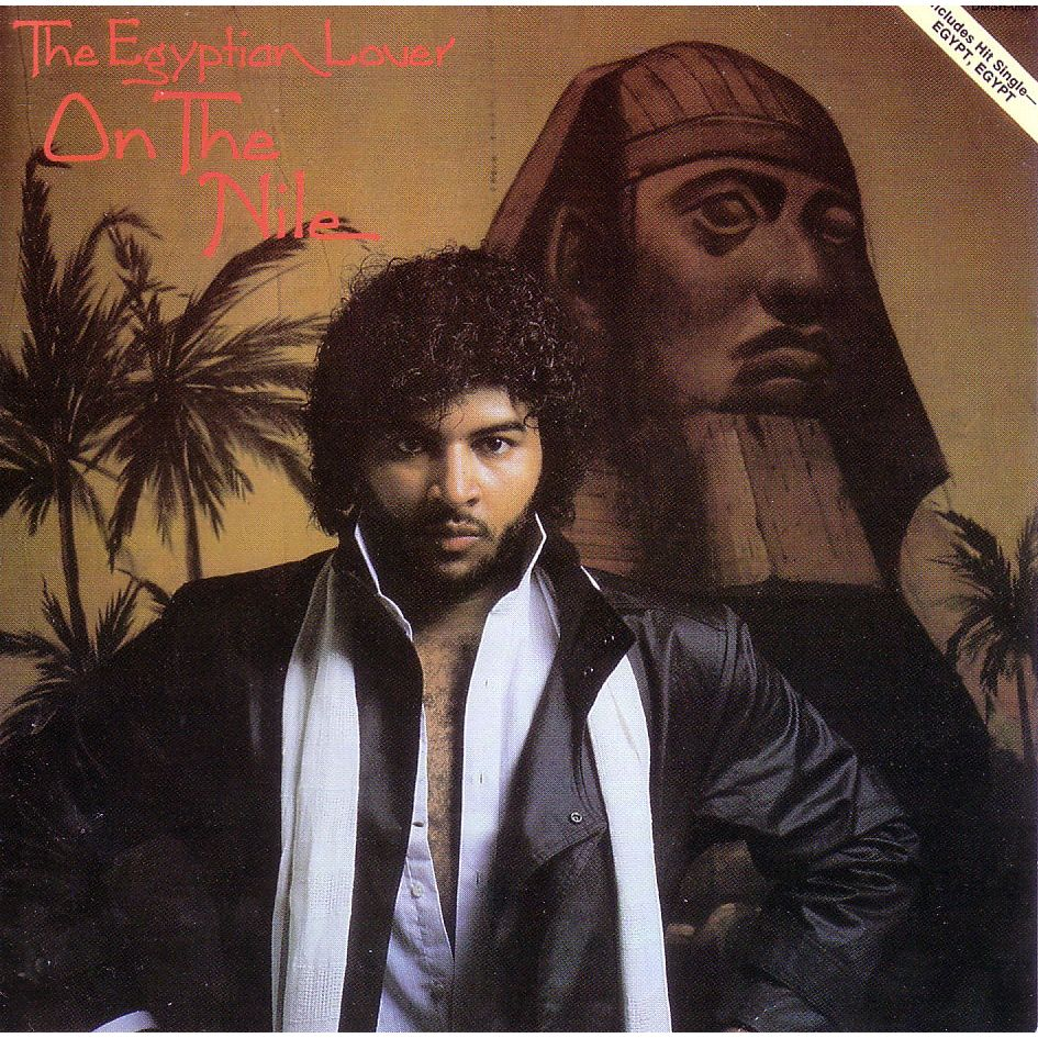 Back in the day: On The Nile, 1985, contained the single Egypt, Egypt, which is on the anthology.