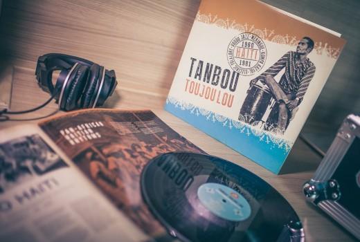 tanbou vinyl