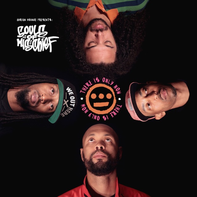 Garcia also wrote the storyline for the return of Souls Of Mischief in 2014
