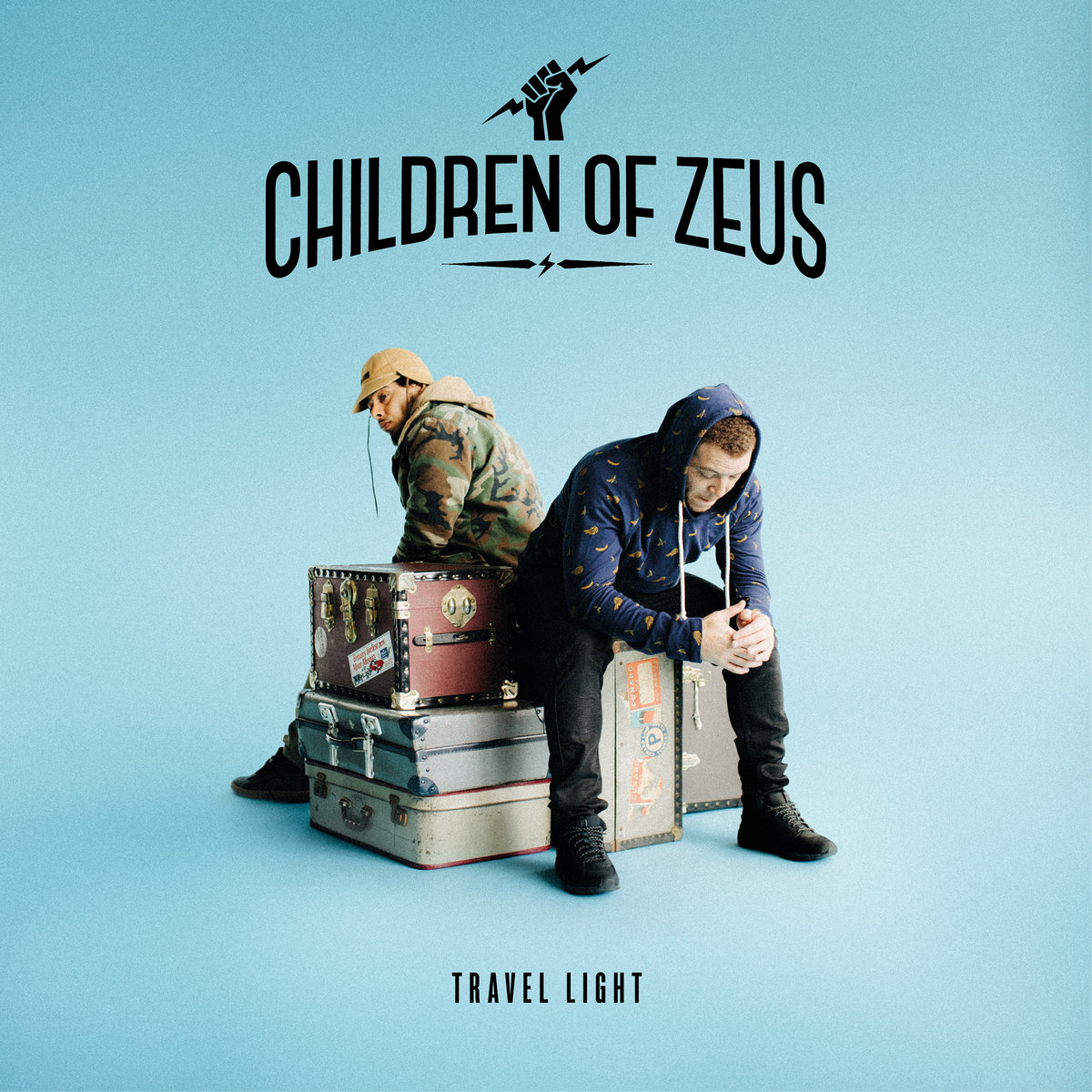 On Wax / Children Of Zeus announce debut album Travel Light ...