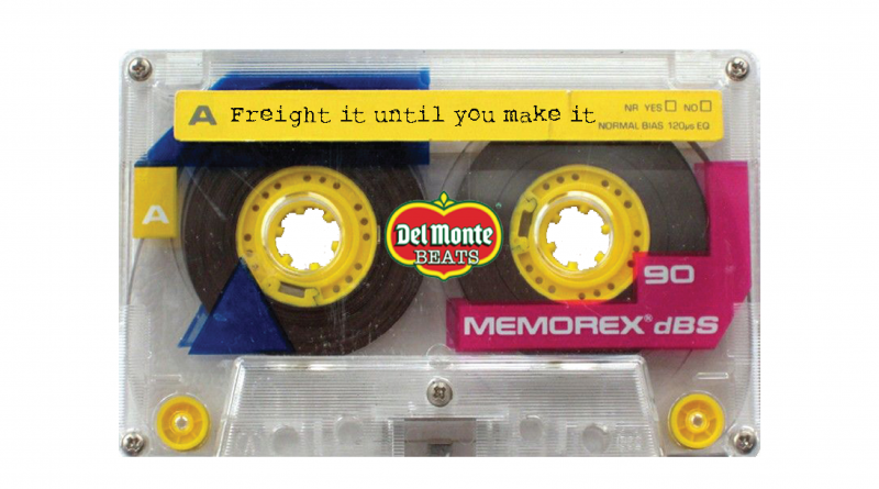 Groovement Podcast: Johnty DelMonte's Freight It Until You Make It Mix