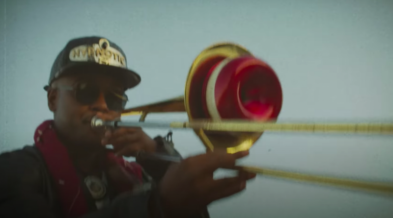 Skyzoo ft Hypnotic Brass Ensemble – Bed-Stuy is Burning