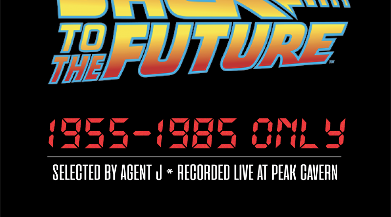 Agent J: 55-85 MPH {Back To The Future}