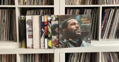 Marvin Gaye Block Party for The Huey Show, BBC 6Music